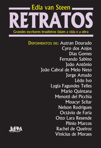 Retratos ebook by Edla van Steen