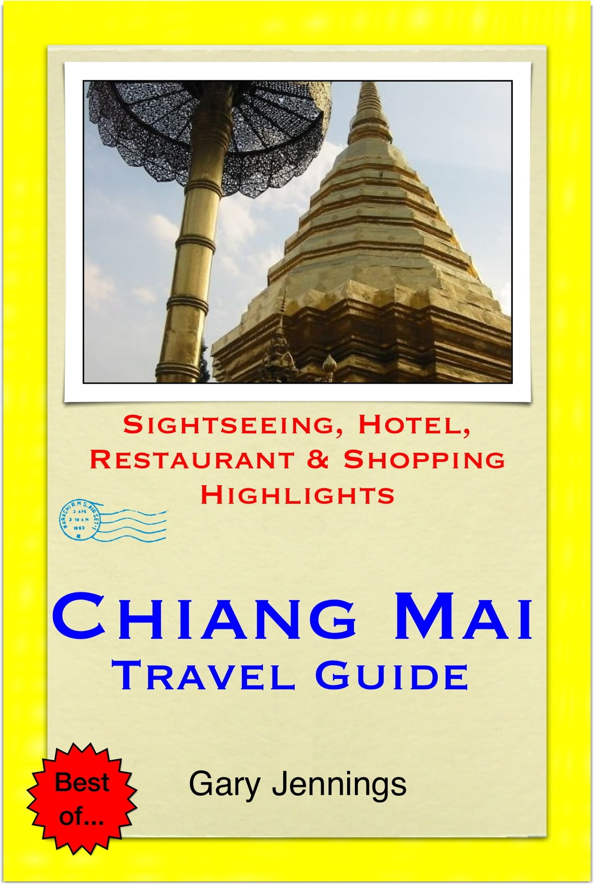 Chiang mai, thailand travel guide sightseeing, hotel, restaurant.