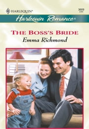 The Boss's Bride (Mills & Boon Cherish) ebook by Emma Richmond