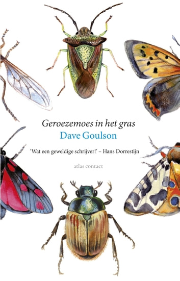 Geroezemoes in het gras ebook by Dave Goulson