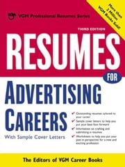 Resumes for Advertising Careers ebook by Editors of VGM Career Books