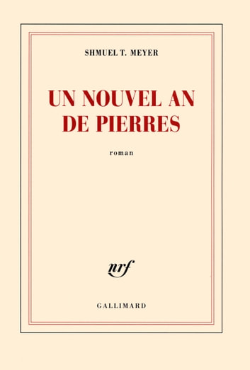 Un nouvel an de pierres ebook by Shmuel T. Meyer