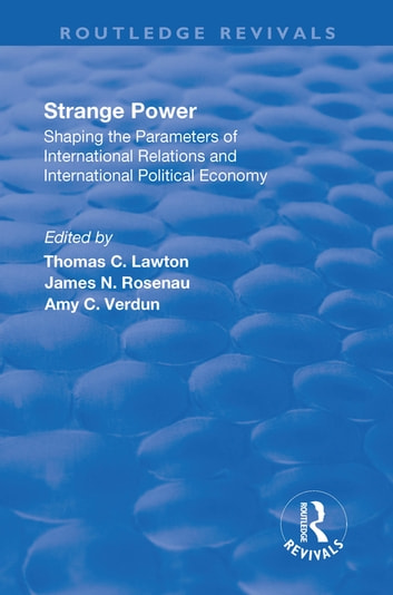 Strange power shaping the parameters of international relations and strange power shaping the parameters of international relations and international political economy shaping the fandeluxe Images