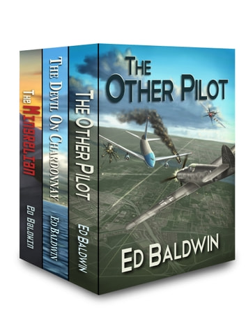 Boyd Chailland Boxed Set ebook by Ed Baldwin