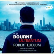 The Bourne Ultimatum (Jason Bourne Book #3) - A Novel audiobook by Robert Ludlum