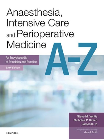 Anaesthesia and Intensive Care A