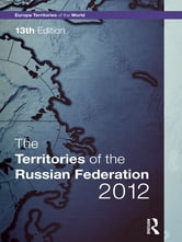 The Territories of the Russian Federation 2012 ebook by