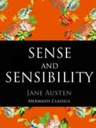 Sense and Sensiblity ebook by Jane Austen