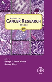 Advances in Cancer Research ebook by George F. Vande Woude,George Klein