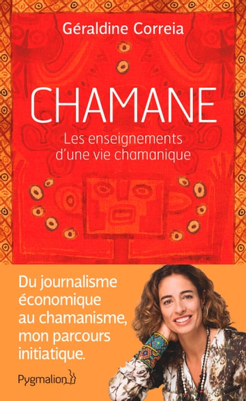 Chamane ebook by Géraldine Correia