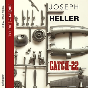 Catch 22 audiobook by Joseph Heller