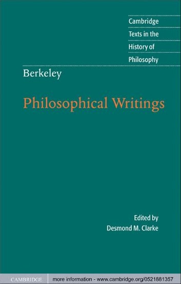 Berkeley: Philosophical Writings ebook by Desmond M. Clarke