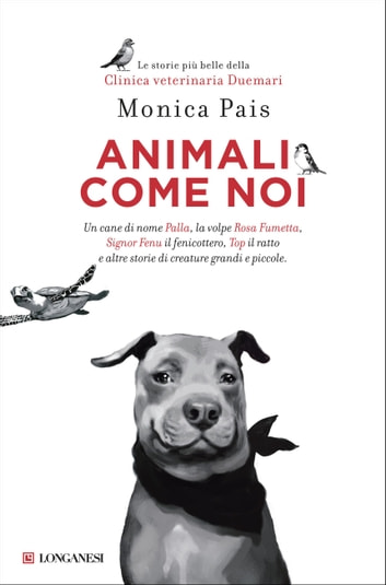 Animali come noi ebook by Monica Pais