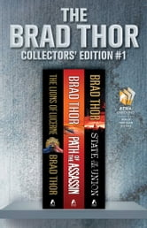 Brad Thor Collectors' Edition #1 - The Lions of Lucerne, Path of the Assassin, and State of the Union ebook by Brad Thor