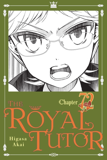The Royal Tutor, Chapter 72 eBook by Higasa Akai