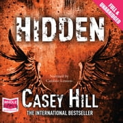 Hidden audiobook by Casey Hill