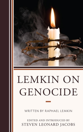Lemkin on Genocide ebook by Steven Leonard Jacobs