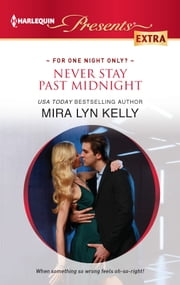 Never Stay Past Midnight ebook by Mira Lyn Kelly