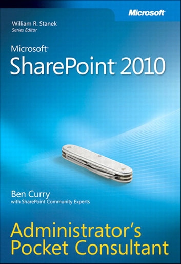 Microsoft Sharepoint 2010 Book