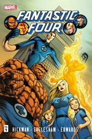 Fantastic Four by Jonathan Hickman Vol. 1 ebook by Jonathan Hickman,Dale Eaglesham