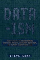 Data-ism ebook by Steve Lohr