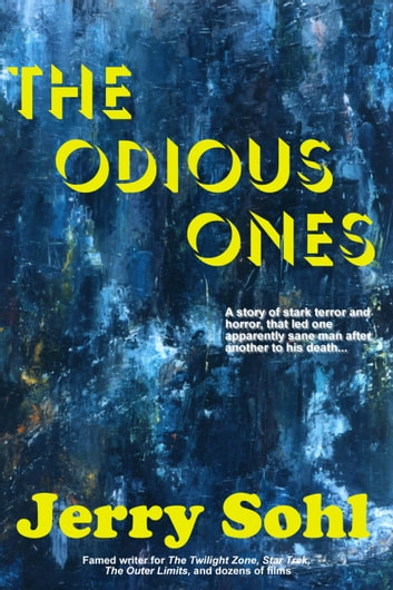 The Odious Ones ebook by Jerry Sohl