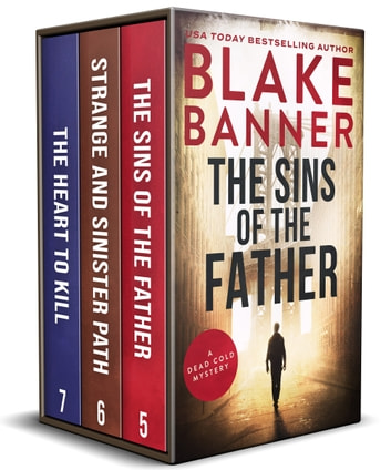Dead Cold Mysteries Box Set #2: Books 5-7 ebook by Blake Banner