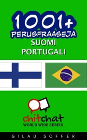 1001+ perusfraaseja suomi - portugali ebook by Gilad Soffer