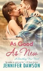 As Good As New ebook by Jennifer Dawson