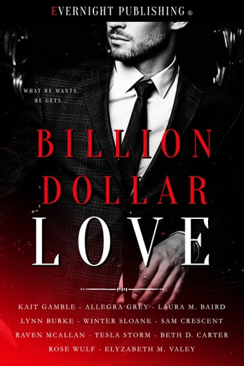 Billion Dollar Love ebook by Sam Crescent,Kait Gamble,Allegra Grey,Laura M. Baird,Lynn Burke,Winter Sloane,Raven McAllan,Tesla Storm,Beth D. Carter,Rose Wulf,Elyzabeth M. VaLey