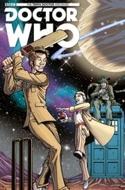 Doctor Who: The Tenth Doctor Archives #9 ebook by Tony Lee,Kelly Yates,Kent Archer,Charlie Kirchoff,Kris Carter