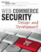 Web Commerce Security ebook by Hadi Nahari,Ronald L. Krutz