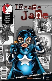 Insane Jane-Graphic Novel ebook by Darren G. Davis