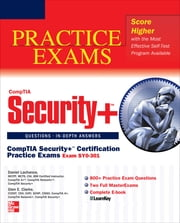 CompTIA Security+ Certification Practice Exams (Exam SY0-301) ebook by Daniel Lachance,Glen E. Clarke