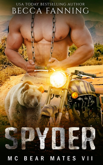 SPYDER ebook by Becca Fanning
