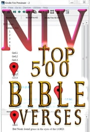 NIV Top 500 Bible Verses ebook by NIV Bible Zondervan,Better Bible Bureau