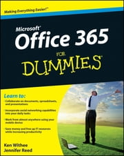 Office 365 For Dummies ebook by Ken Withee,Jennifer Reed