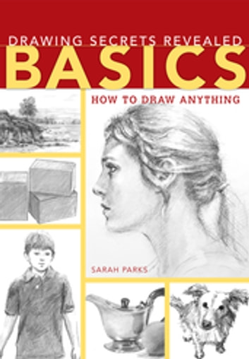 Drawing Secrets Revealed - Basics - How to Draw Anything ebook by Sarah Parks