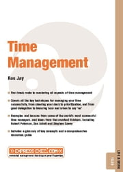 Time Management: Life and Work 10.09 ebook by Jay, Ros