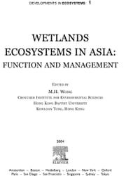 Wetlands Ecosystems in Asia: Function and Management ebook by Wong, M. H.