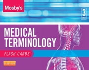 Mosby's Medical Terminology Flash Cards ebook by Mosby