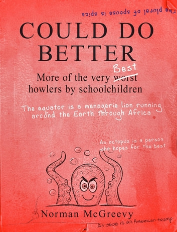 Could Do Better ebook by Norman McGreevy