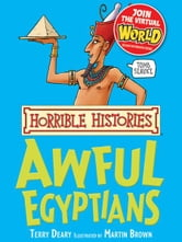 Horrible Histories: Awful Egyptians ebook by Terry Deary