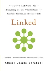 Linked - The New Science Of Networks Science Of Networks ebook by Albert-laszlo Barabasi,Jennifer Frangos