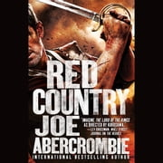Red Country audiobook by Joe Abercrombie