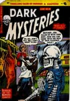 Dark Mysteries Five issue Jumbo Comic ebook by Hy Fleishman