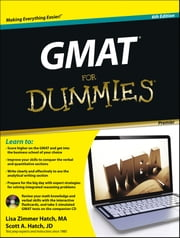 GMAT For Dummies ebook by Lisa Zimmer Hatch,Scott A. Hatch