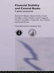 Financial Stability and Central Banks - A Global Perspective ebook by Richard Brearley,Juliette Healey,Peter J N Sinclair,Charles Goodhart,David T. Llewellyn,Chang Shu