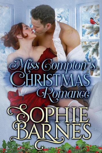 Miss Compton's Christmas Romance ebook by Sophie Barnes