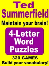 4-Letter Words ebook by Ted Summerfield